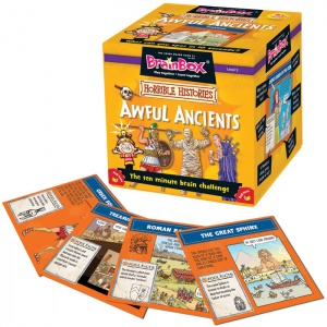 BRAINBOX HORRIBLE HISTORIES - AWFUL ANCIENTS