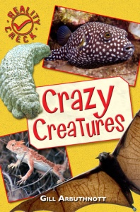 'CRAZY CREATURES' by Jill Arbuthnott