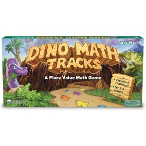 DINO MATHS TRACKS