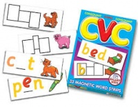 CVC WORD BUILDING MAGNETIC STRIPS