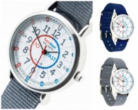 EASYREAD TIME TEACHER WATCH - RED/BLUE