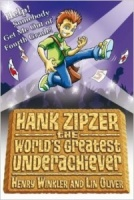 HANK ZIPZER: HELP! SOMEBODY GET ME OUT OF FOURTH GRADE!