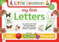 LITTLE LEARNERS MY FIRST LETTERS: ABC & PHONICS