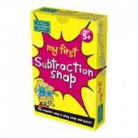 SNAP & PAIRS: MY FIRST SUBTRACTION SNAP