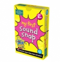 SNAP & PAIRS: MY FIRST SOUND SNAP (PACK 1)