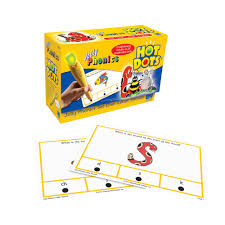 HOT DOTS 'JOLLY PHONICS'