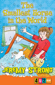 'THE SMALLEST HORSE IN THE WORLD' by Jeremy Strong