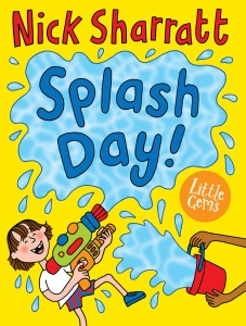 'SPLASH DAY' by Nick Sharratt