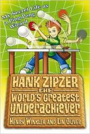 HANK ZIPZER: MY SECRET LIFE AS A PING-PONG WIZARD