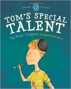'TOM'S SPECIAL TALENT' by Kate Gaynor
