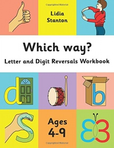 WHICH WAY? LETTER AND DIGIT REVERSALS WORKBOOK