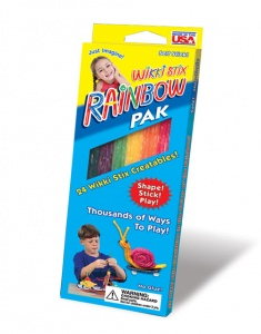 WIKKI STIX: RAINBOW SET