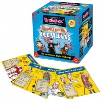BRAINBOX HORRIBLE HISTORIES - VILE VILLAINS