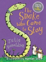 'THE SNAKE WHO CAME TO STAY' by Julia Donaldson