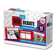 THE BIG DEBATE STARTER CARDS