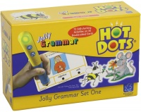 HOT DOTS JOLLY GRAMMAR: COMPLETE SET ONE