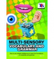 MULTI-SENSORY VOCABULARY AND GRAMMAR