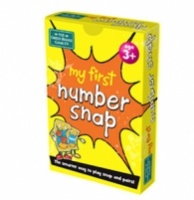 SNAP & PAIRS: MY FIRST NUMBER SNAP