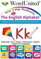 WRITE AND WIPE ALPHABET FLASHCARDS