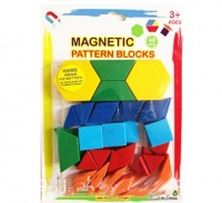 SET MAGNETIC GEOMETRIC SHAPES
