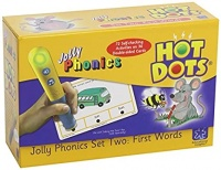 HOT DOTS JOLLY PHONICS SET TWO: FIRST WORDS
