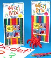 WIKKI STIX SET  -  AVAILABLE IN 2 COLOURS